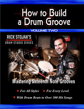 How to Build a Drum Groove by Rick Stojak